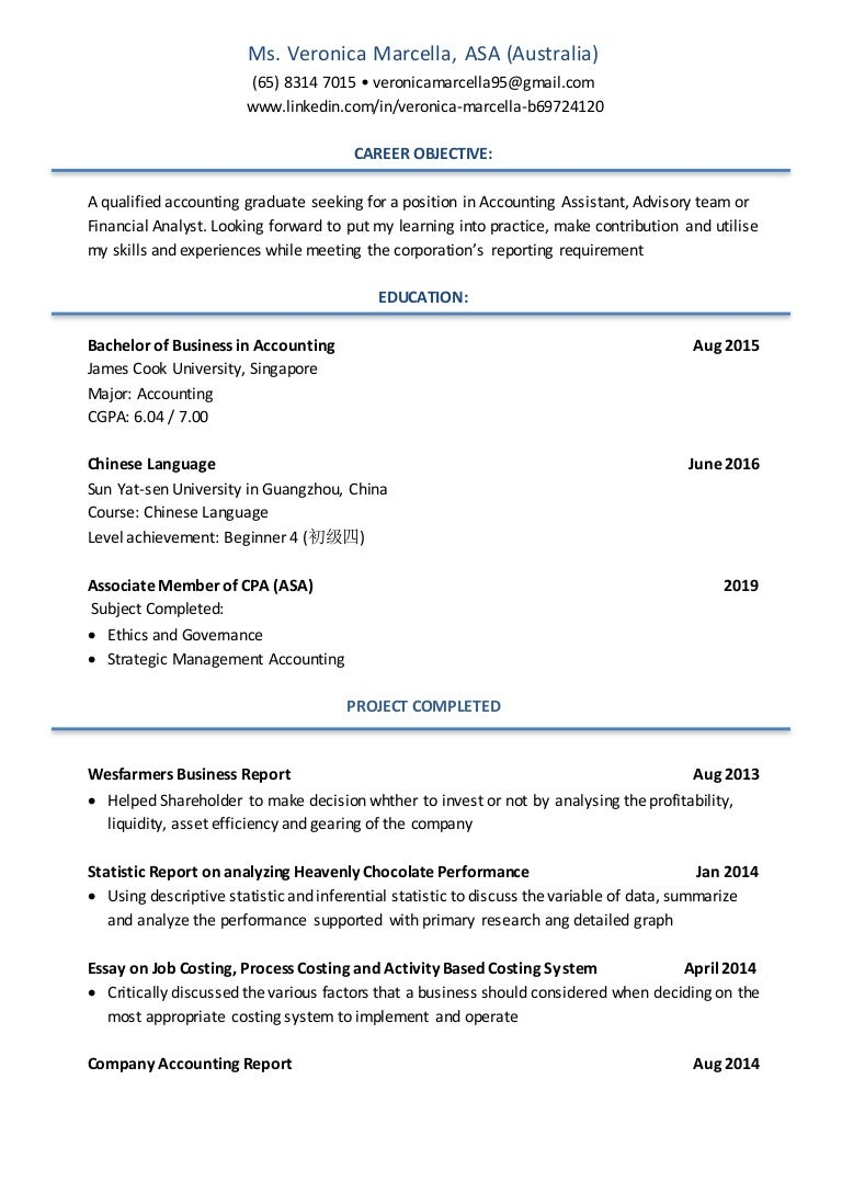 veronica marcella resume updated