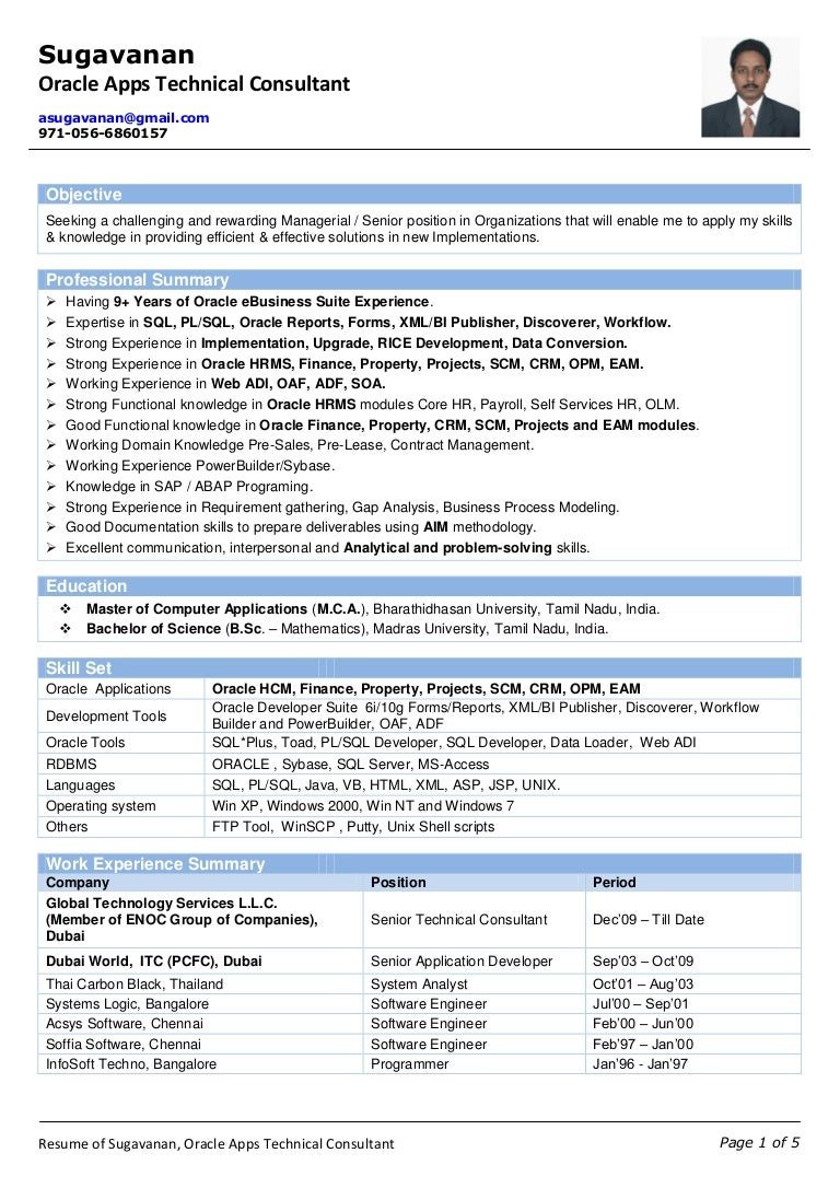 tableau developer sample resume u2013 format cover letter