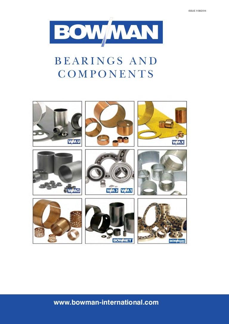 6200-6205 Metric Series PLASTIC ACETAL BEARINGS SELECT SIZE//QTY
