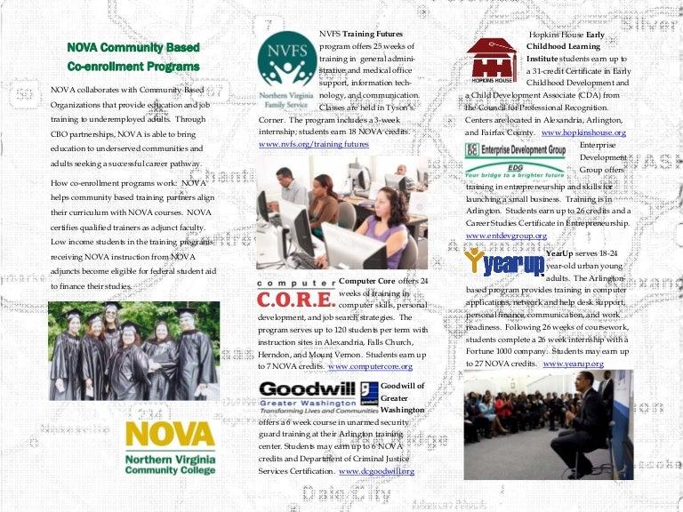 co-enrollment brochure final