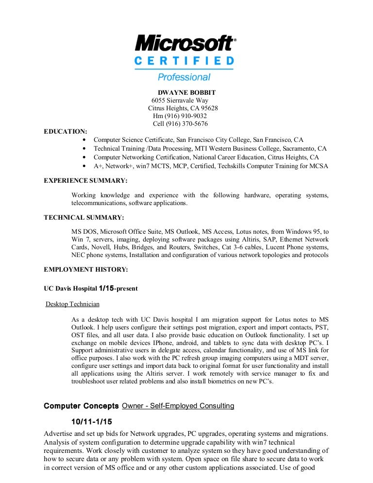 Dwaynes Resume 6