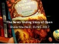 The Never Ending Story of Open
