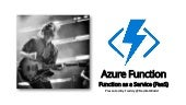 FaaS - Azure Function