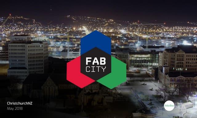 Fab City Christchurch, NZ