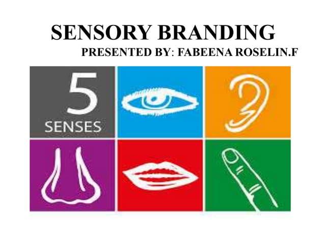 A quick glimpse on Sensory Branding