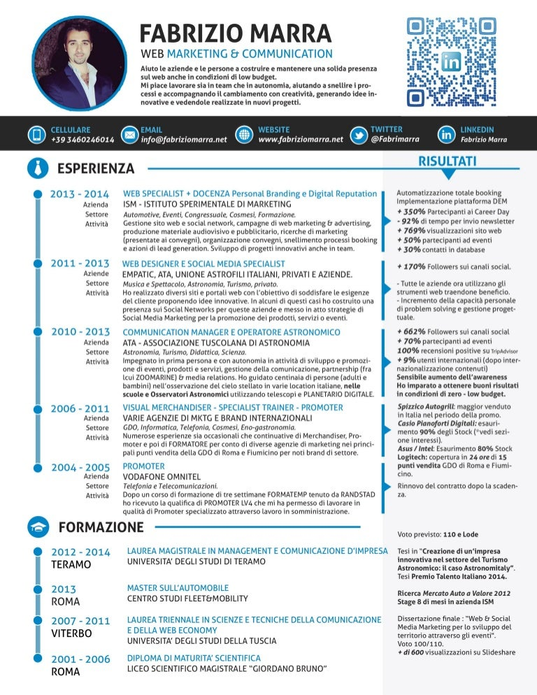 fabrizio marra web marketing digital communication curriculum v