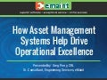 How CMMS Helps Drive Operational Excellence