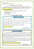 Gênero textual: Fabulas e contos
