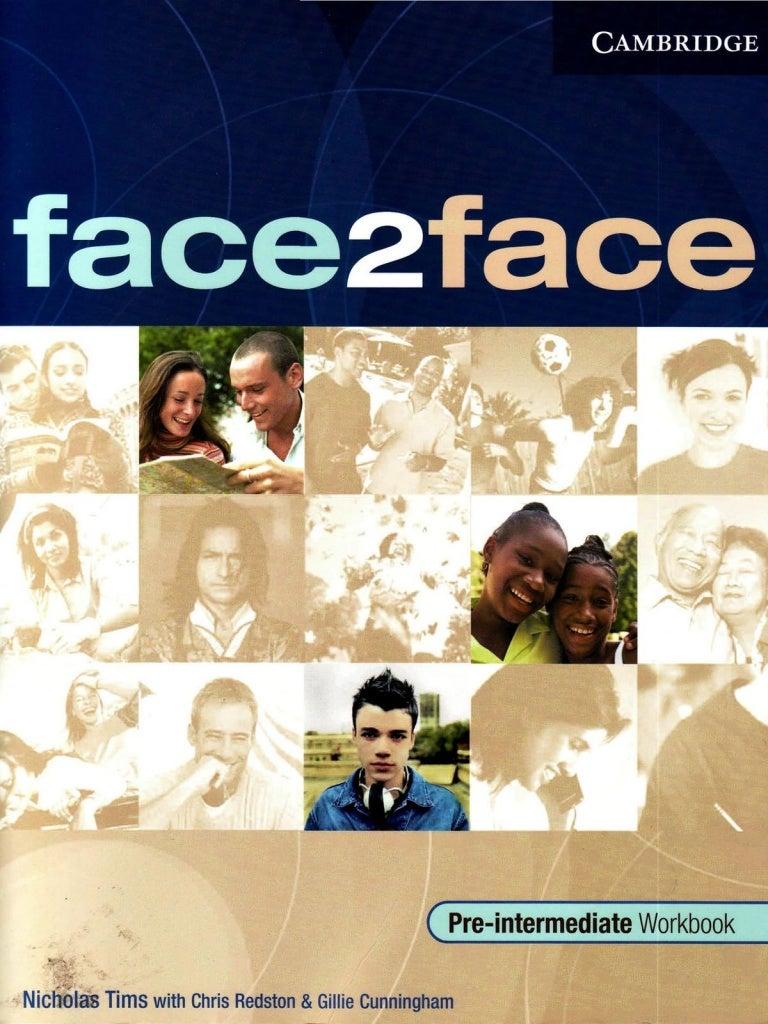 Где скачать face to face учебник