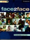 Face2face pre intermediate student book