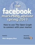 Facebook marketing-update-spring-2011