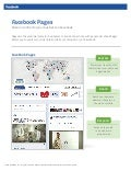 Facebook timeline for pages product guide