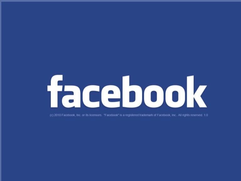 facebook thrift seminar pdf