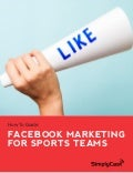 Facebook Marketing For Sports Teams