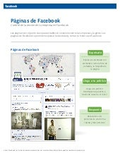 Facebook pages product_guides