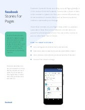 Facebook Stories for Pages: Quick Guide