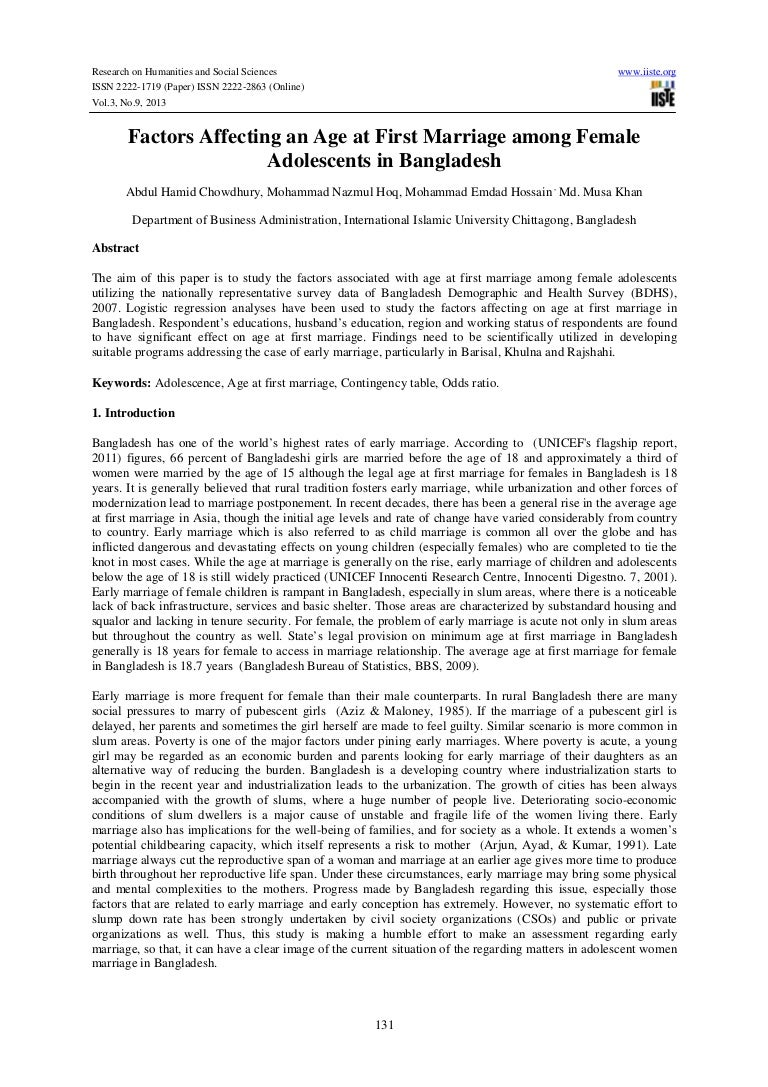 essay title about marriage