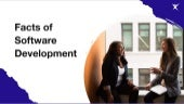 Facts of Software Development