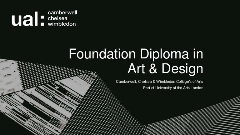 Foundation Diploma In Art And Design Explained