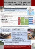 Risk assessment in the pork meat chain in Nagaland, India