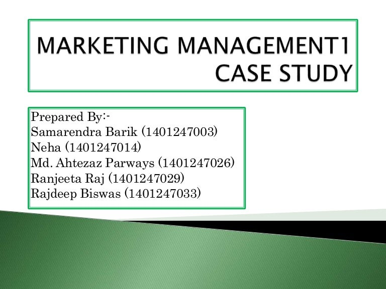 a case study on indiamart marketing essay Case studies are an invaluable asset when it comes to establishing proof that what you're offering is valuable and of good quality it doesn't stop there: the cmi also reports that 63% of uk marketers believe that case studies are effective marketing tactics.