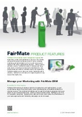 FairMate Flyer English