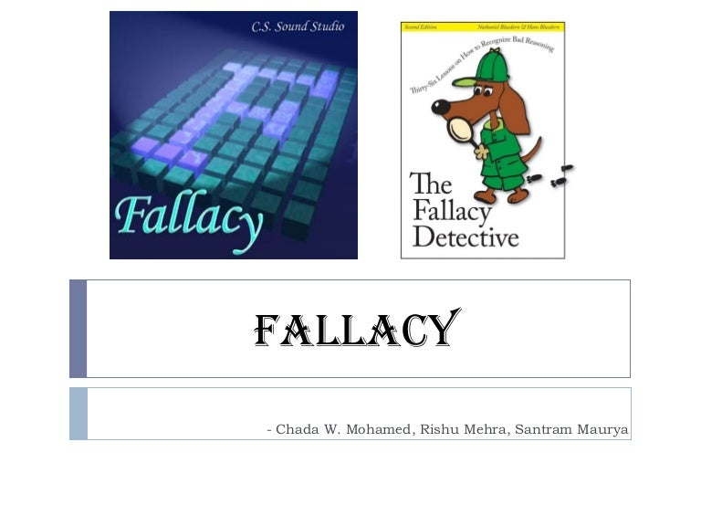 the power of fallacy in advertising essay Our essay writing service is truly reliable as we have the largest team of highly qualified writers, all of whom have earned academic degrees, with a majority holding a phd we don't use any apps or robots for writing at power essays.