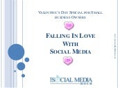 Falling in Love with Social Media