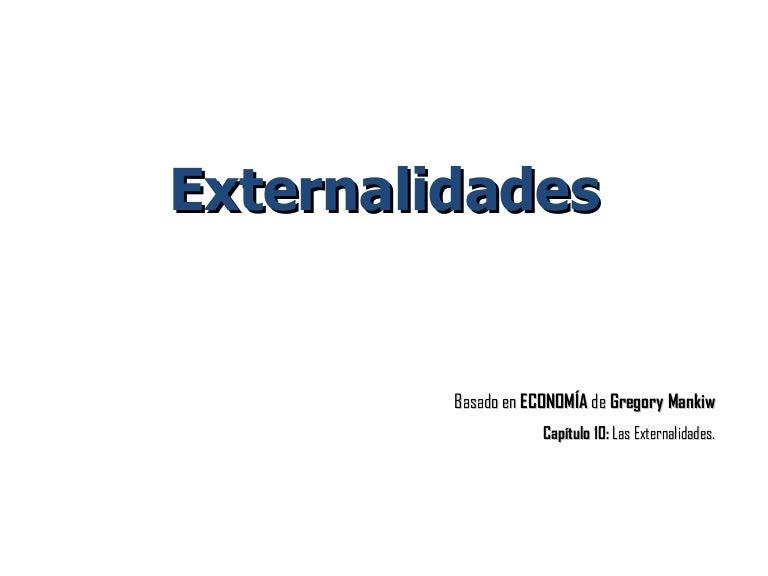 concepto de externalidades pdf