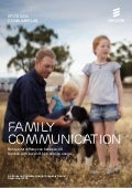 Ericsson ConsumerLab: Family Communication