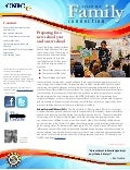 Family Connection Newsletter August 2013