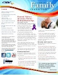 Family Connection Newsletter October 2014