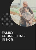 Family counselling in ncr