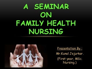Family health nursing