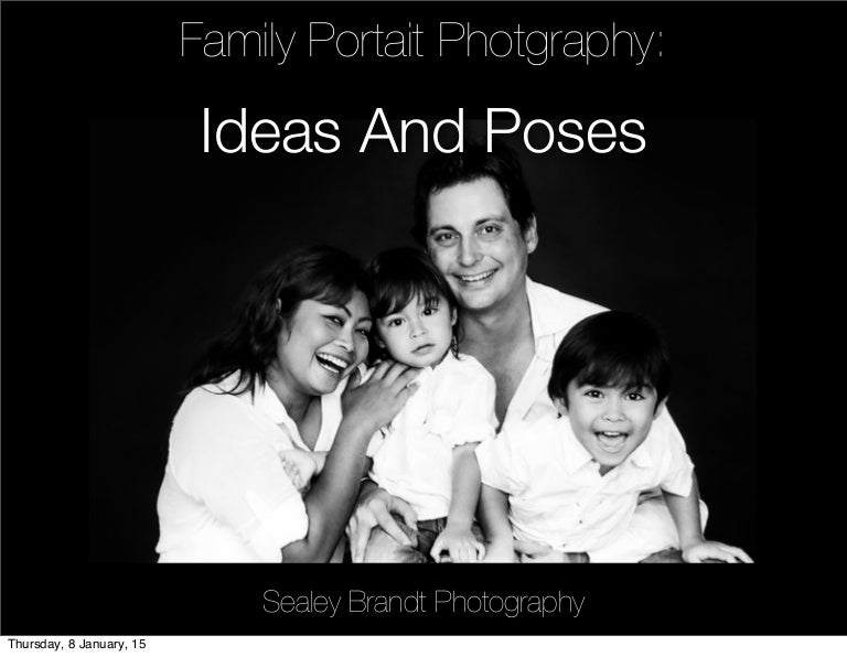 Family Portait Photgraphy Ideas And Poses