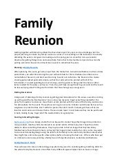 Family reunion invitations thecheapjerseys Image collections
