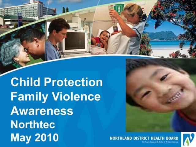 Family violence may2010