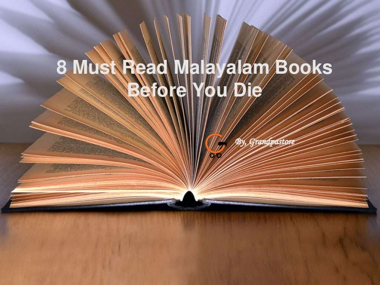 8 Must Read Malayalam Books Before You Die From Grandpastore