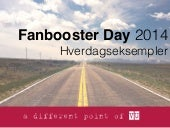 Fanbooster day 2014