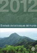 FAO - forestal 2012