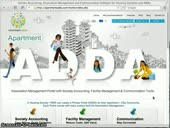 ApartmentADDA's FAQ Residents Dashboard