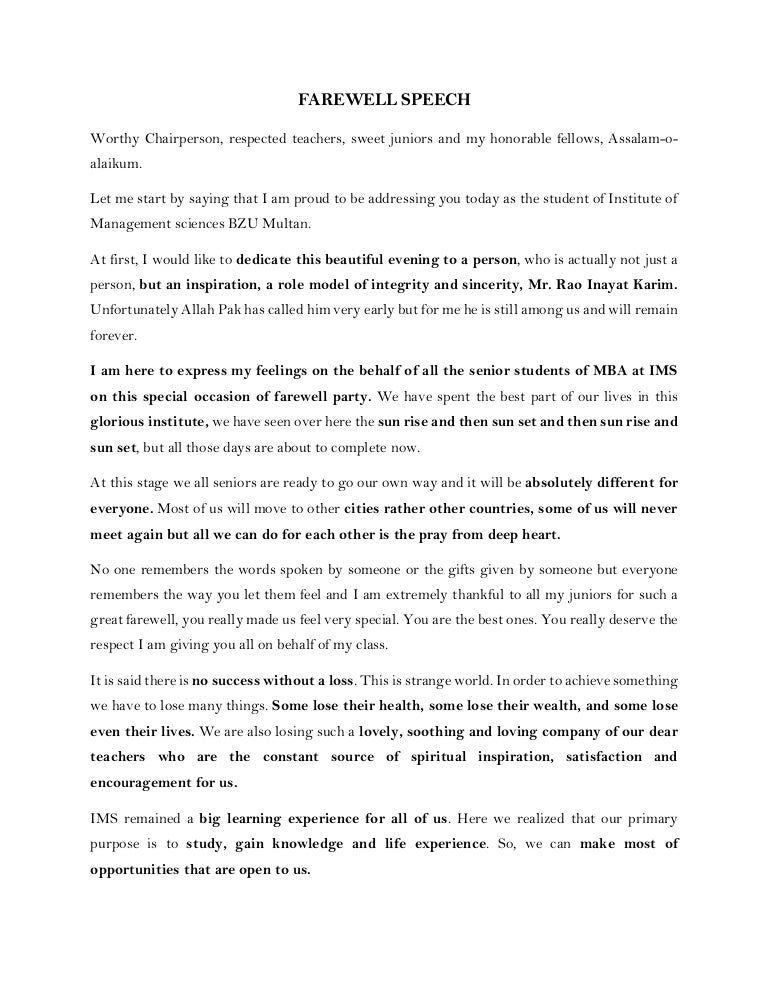 Narrative Essay Topics For High School  Examples Of A Thesis Statement In An Essay also Essay On Business Essay Farewell Speech Jane Eyre Essay Thesis