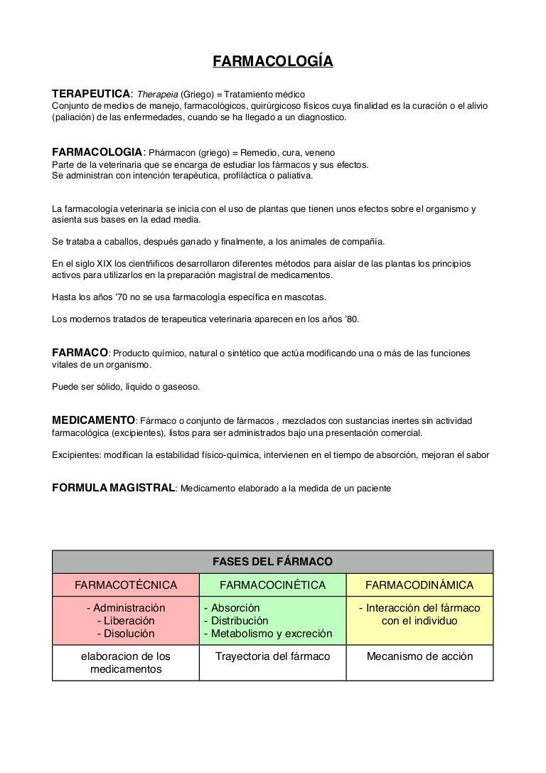Farmacologia Veterinaria Pdf