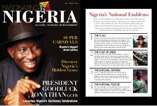 Fascinating Nigeria Issue 1