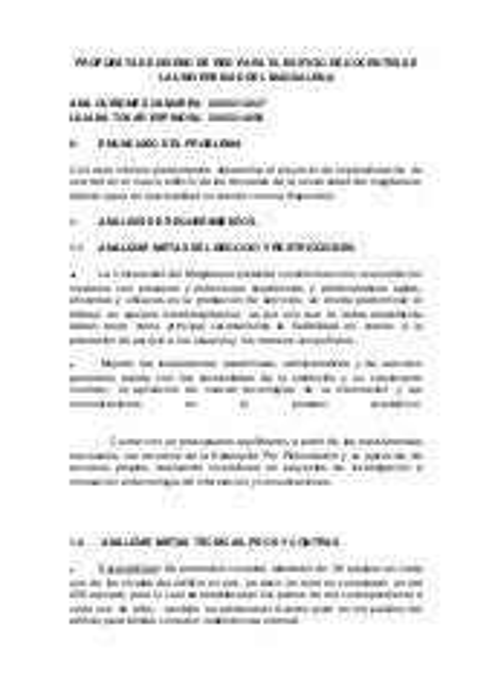 ANALISIS DE REQUERIMIENTOS