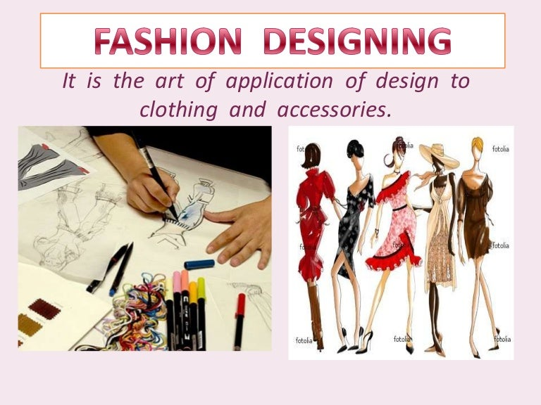 Fashion Clothes Designer Job Description
