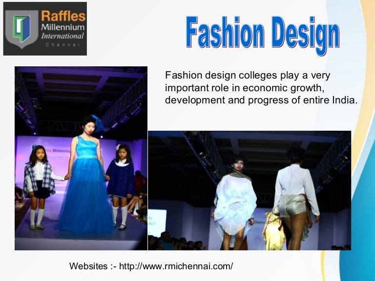 Fashion And Interior Design Courses In Chennai