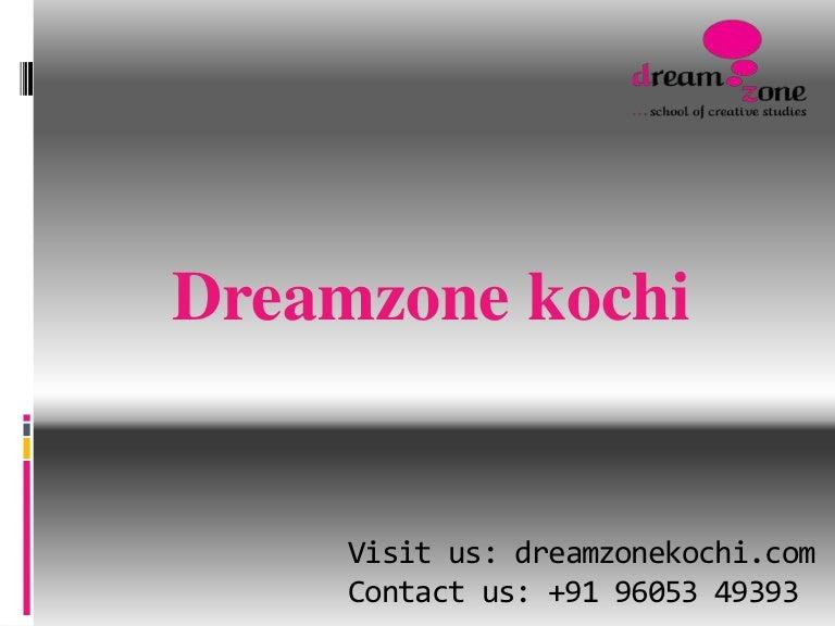 Fashion Designing Course In Kochi