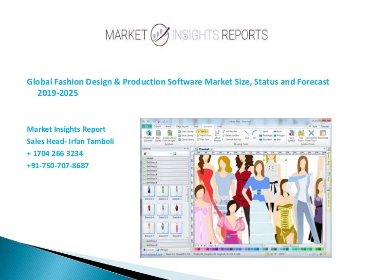 Fashion Design Amp Production Software