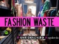 RECYCLING FASHION WASTE by @agalorda